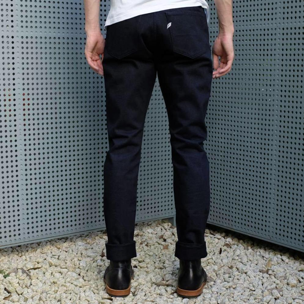 Pure Blue Japan XX-019-WID (Relaxed Tapered)