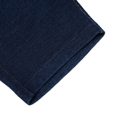 Pure Blue Japan Indigo Dyed Sweat Shorts