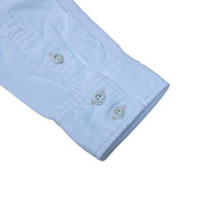 Pure Blue Japan 4.5oz. White Double Gauze Work Shirt