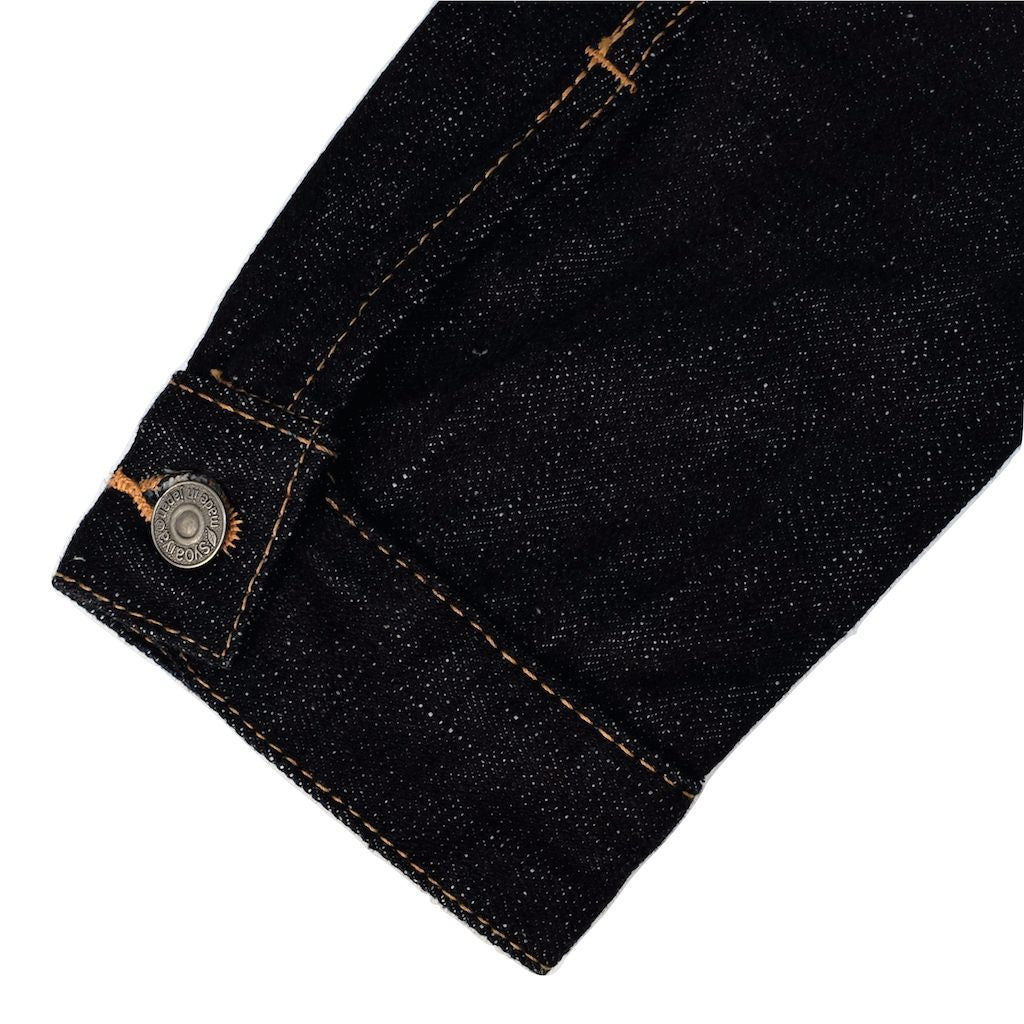 Pure Blue Japan 6079 18oz. Type II Selvedge Jacket