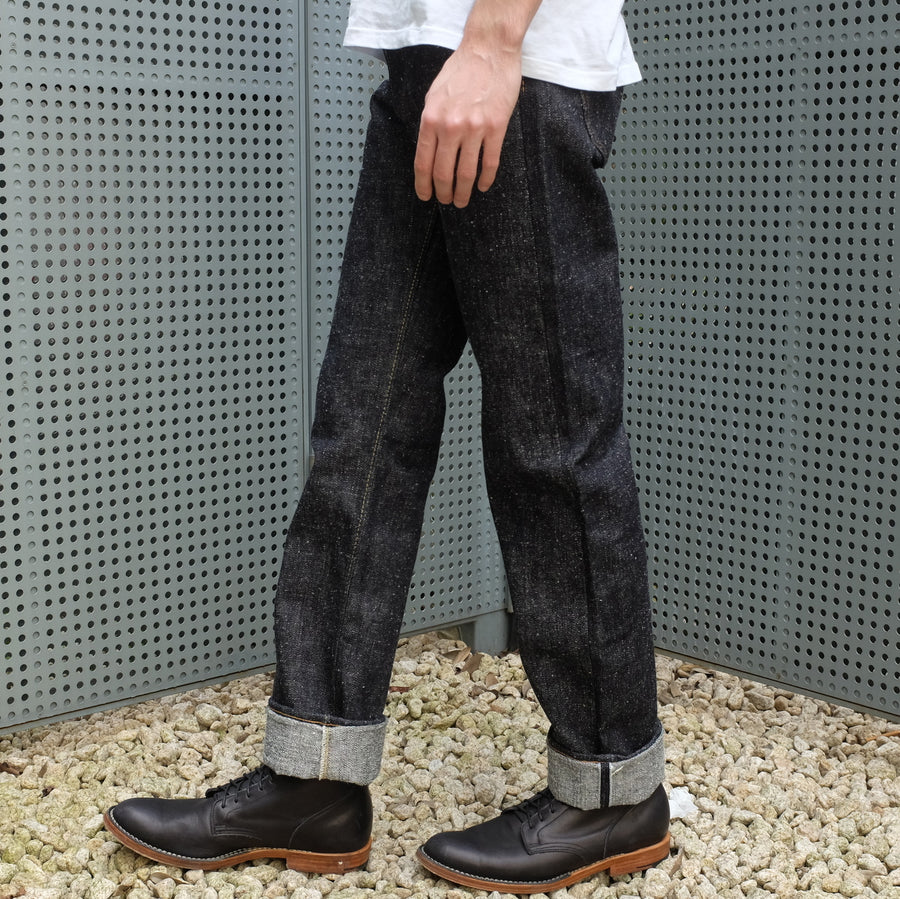 Pure Blue Japan SN-003 (Regular Straight) - Okayama Denim Jeans - Selvedge