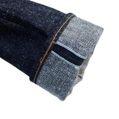 Pure Blue Japan SN-013 (Slim Tapered) - Okayama Denim Jeans - Selvedge