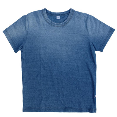Pure Blue Japan Sunburned Indigo Tee