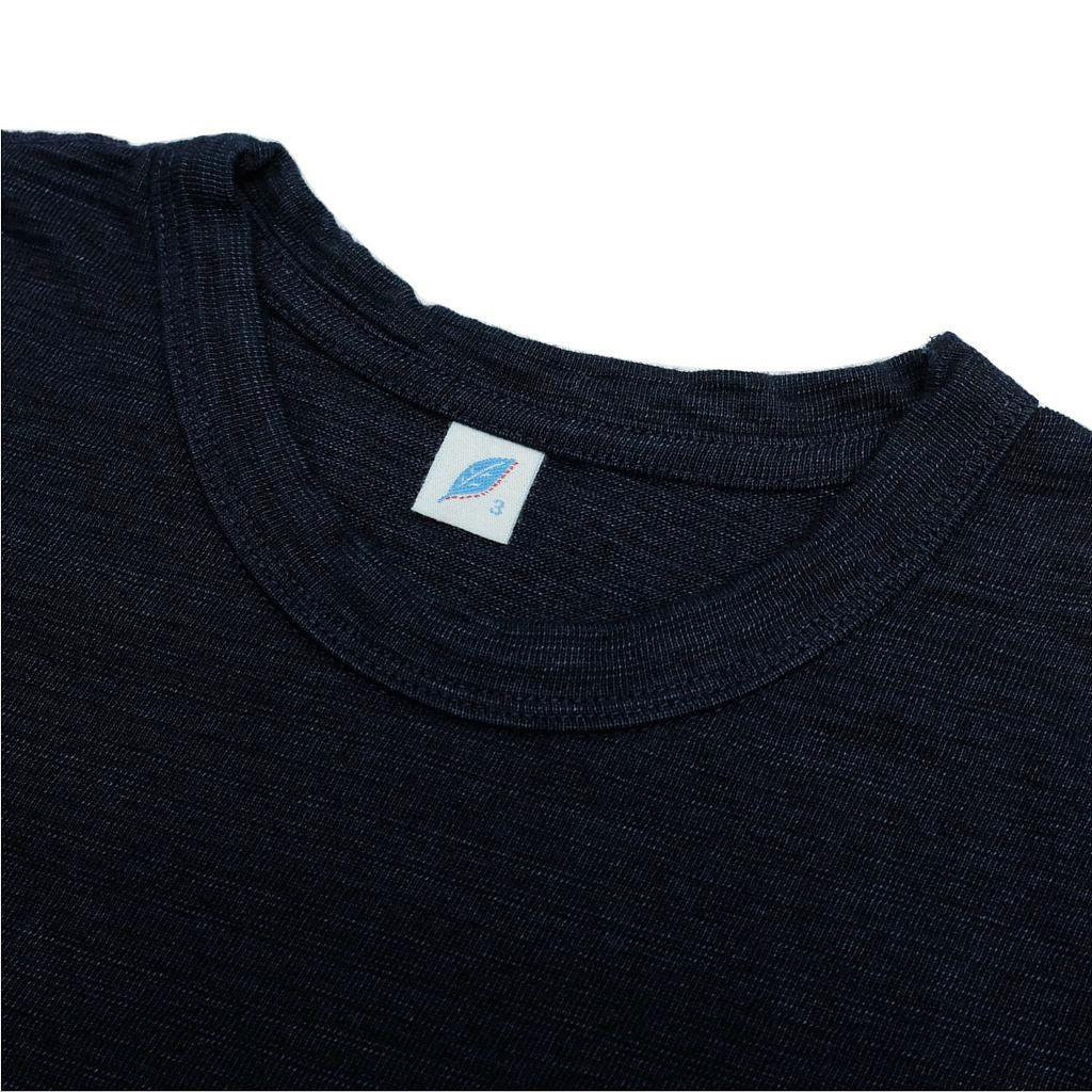 Pure Blue Japan Indigo Slub S/S Tee