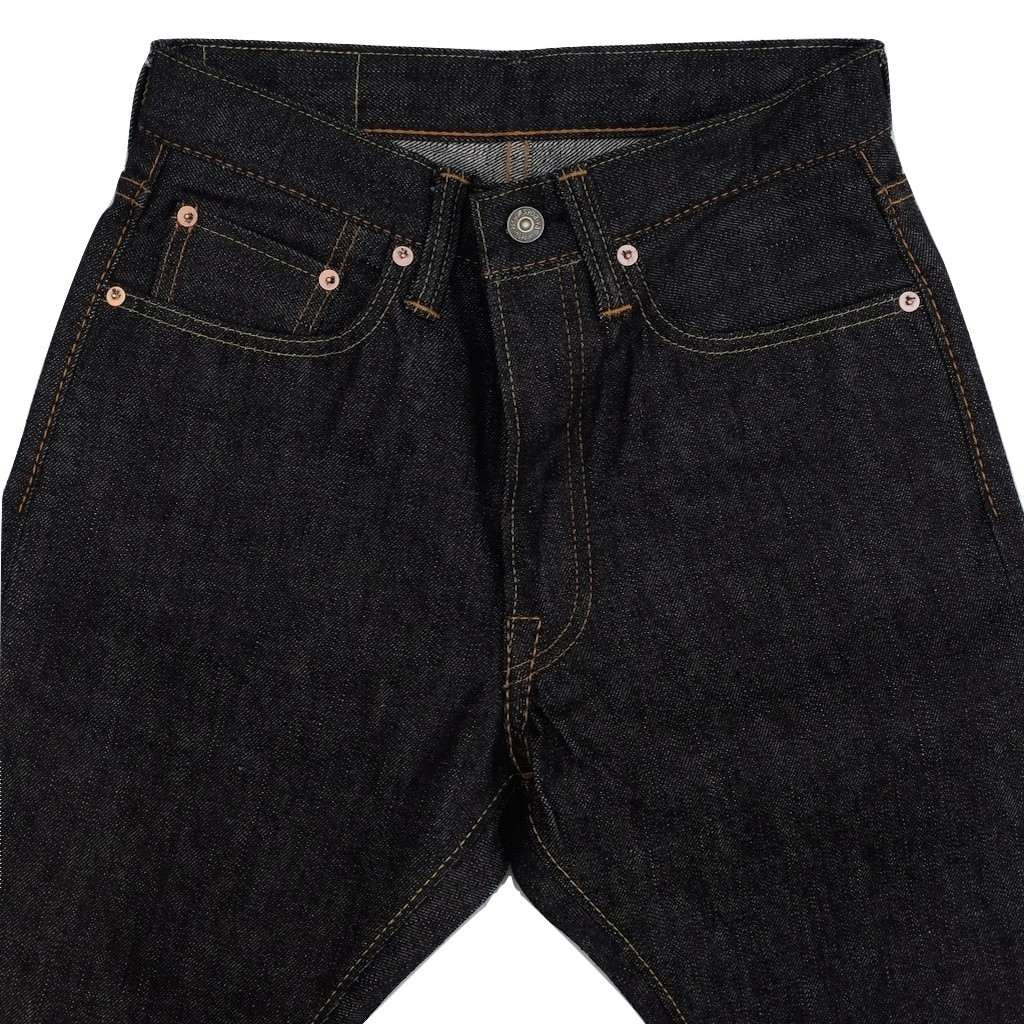 Pure Blue Japan XX-019 13.8oz (Relaxed Tapered)