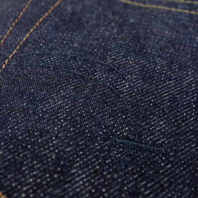 Samurai Jeans S510XX21OZ-II 21oz. Selvedge Denim Jeans (Regular Straight)