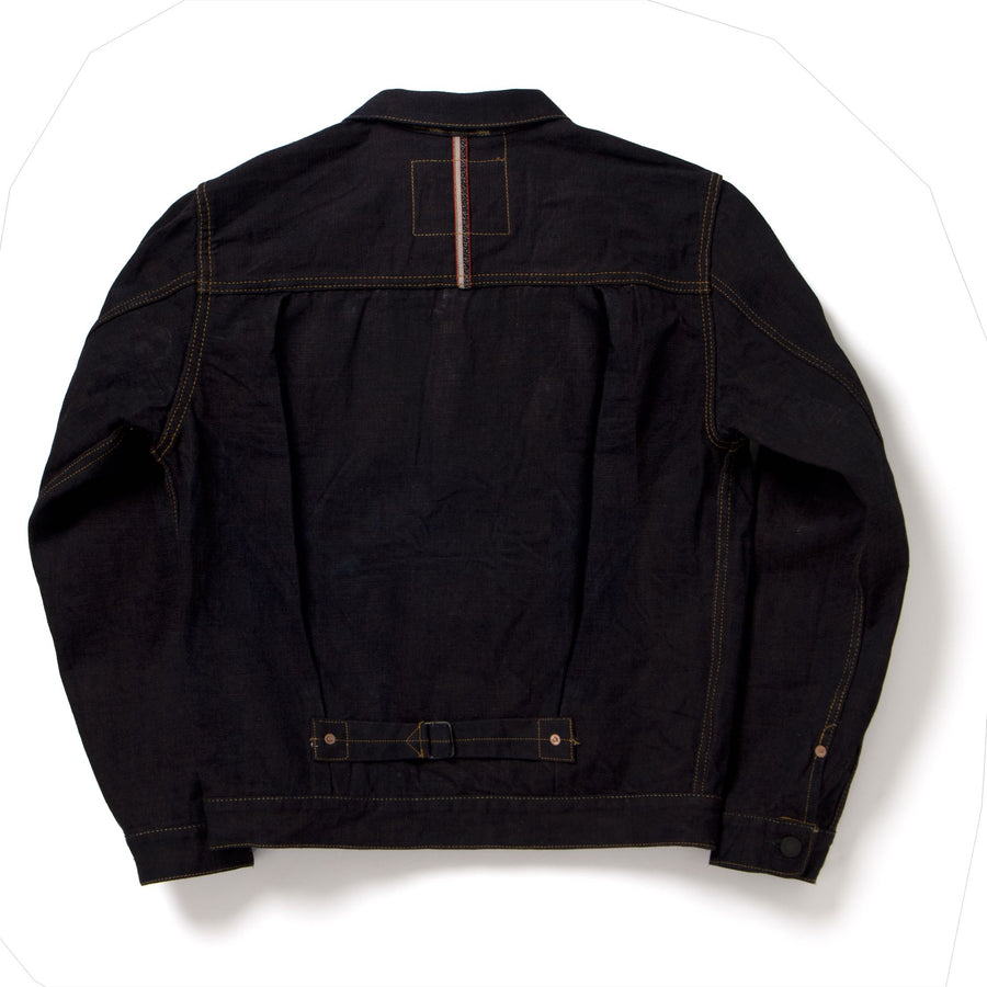 "Studio D'Artisan ""Hinode"" Selvedge Type 1 Jacket"