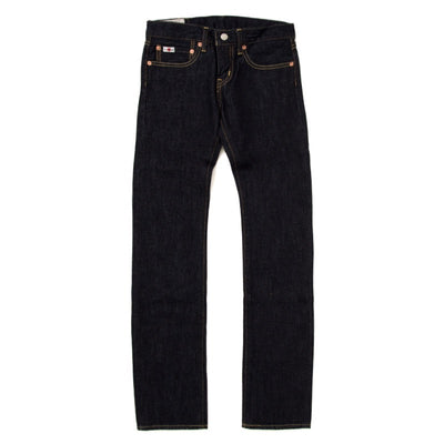 [Women's] Studio D'Artisan SD-701Z (Regular Straight) - Okayama Denim Jeans - Selvedge