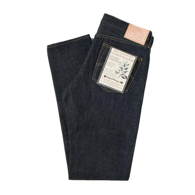 "[Pre-Order] Studio D'Artisan 40th Anniversary ""New Leaves"" Selvedge Jeans"