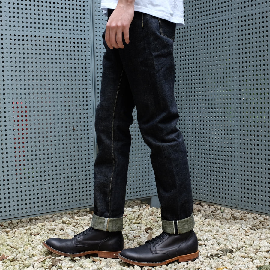 "Studio D'Artisan 40th Anniversary ""New Leaves"" Selvedge Jeans - Okayama Denim Jeans - Selvedge"