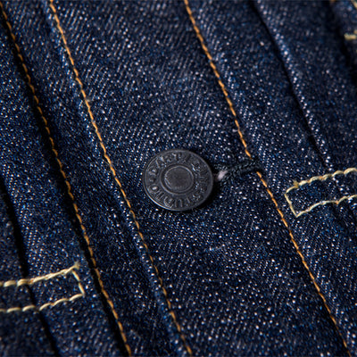 "Studio D'Artisan 40th Anniversary ""Cherry Blossom"" Selvedge Jacket"