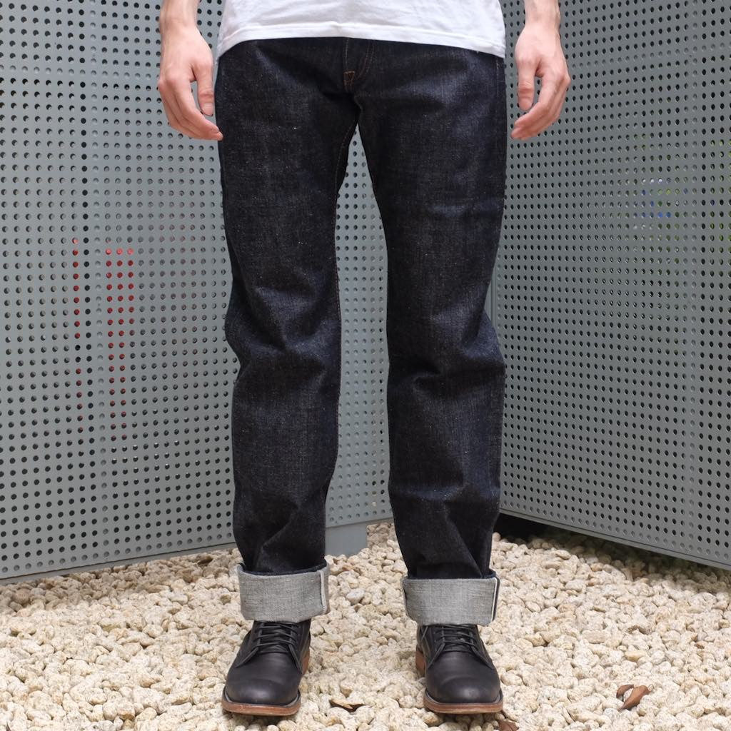 Samurai Jeans S0510XX 15oz. Selvedge Denim Jeans (Regular Straight)