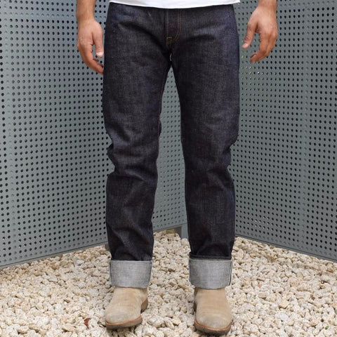 Samurai Jeans S0511XX 15oz. Selvedge Denim Jeans (Slim Tapered)
