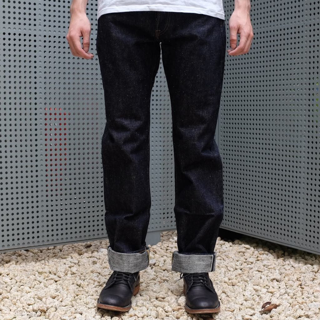 Samurai Jeans S5000VX 17oz. Selvedge Denim Jeans (Middle Straight)