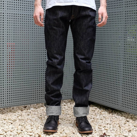 Samurai Jeans S511XX19OZ 19oz. Selvedge Denim Jeans (Slim Tapered)