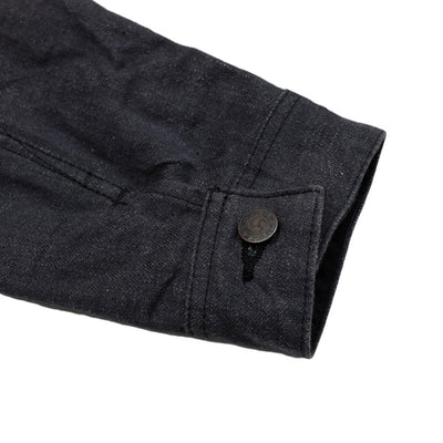 Samurai Jeans S112MCX 15oz. Broken Twill Selvedge Jacket