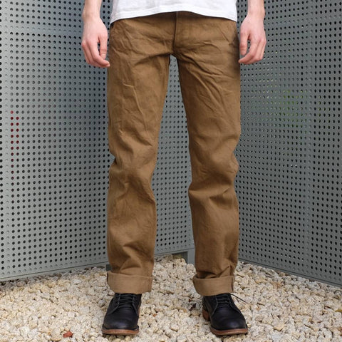 Samurai Jeans SJ42CP 15oz. Heavy Chino Pants