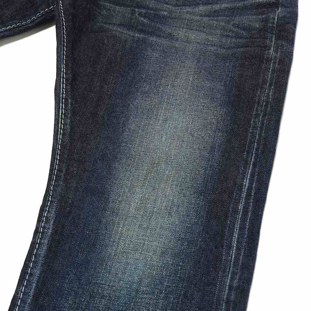 Senio Se-028 Distress Washed (Slim Straight)
