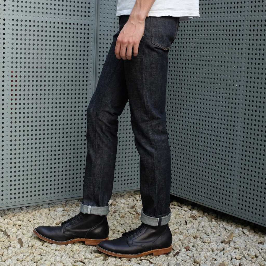 Soulive BLX-0201 Selvedge Jeans (Slim Tapered)