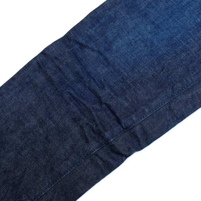 "Soulive BLX-0201 ""3D One Wash"" Selvedge Jeans (Slim Tapered)"