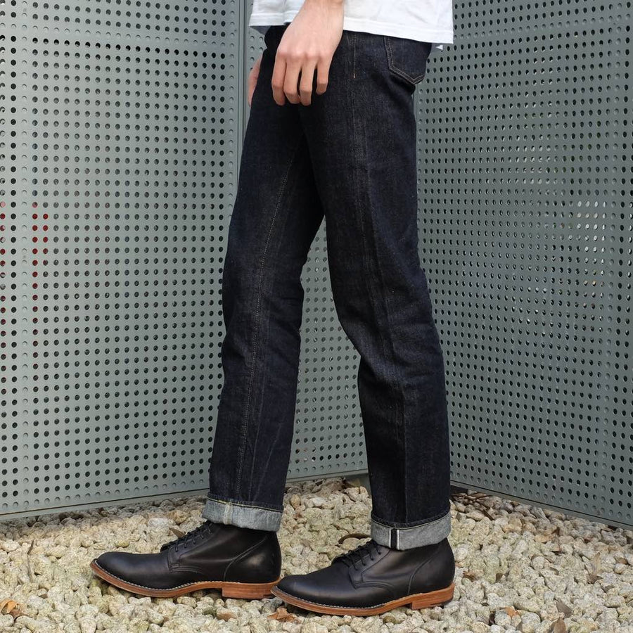 Soulive BLX-0505 Selvedge Jeans (Middle Straight) - Okayama Denim Jeans - Selvedge