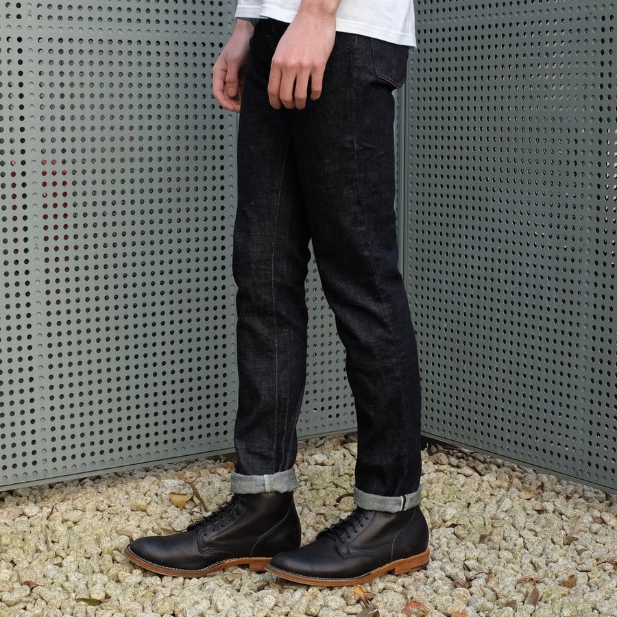 Soulive BLX-0508 Selvedge Jeans (Slim Tapered)