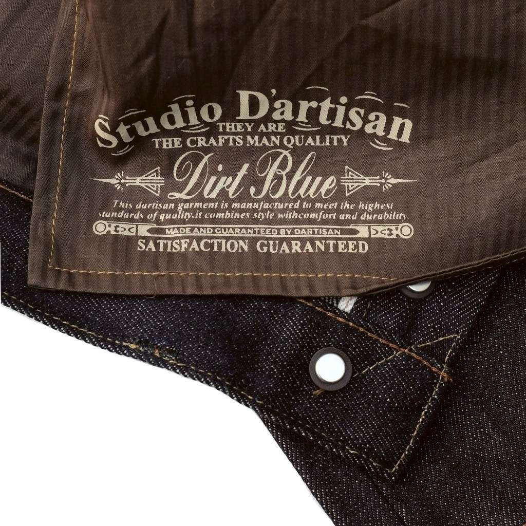 "Studio D'Artisan X's-37 ""Dirt Blue"" Christmas 2016 Edition (Slim Tapered)"