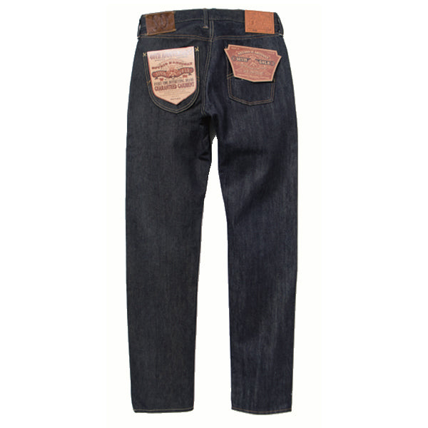 "Studio D'Artisan SP-053 40th Anniversary Suvin Gold ""Crazy"" Jeans (Slim Tapered)"