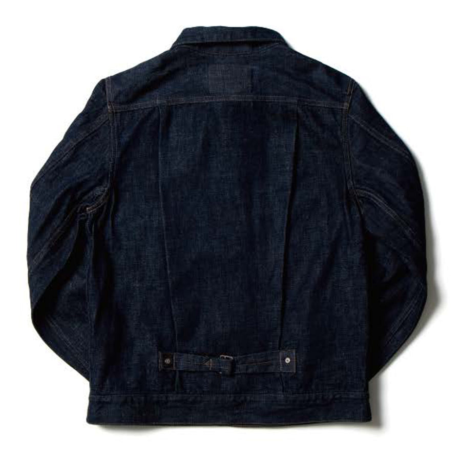 Studio D'Artisan 13oz. 40th Anniversary Heritage Type 1 Selvedge Jacket