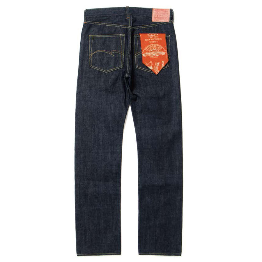 [Pre-Order] Studio D'Artisan 14.5oz. 40th Anniversary Golden Age Jeans (Regular Straight)