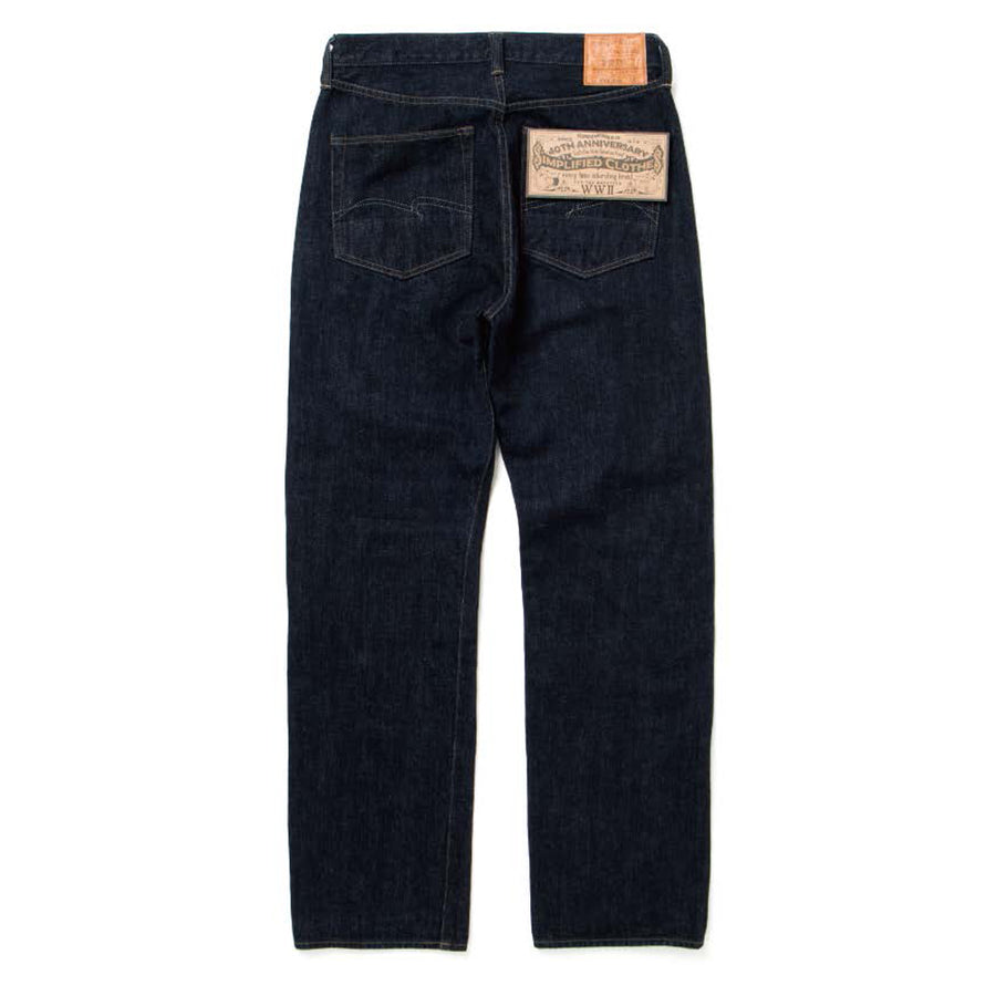 [Pre-Order] Studio D'Artisan 15oz. 40th Anniversary World War Jeans (Wide Straight)