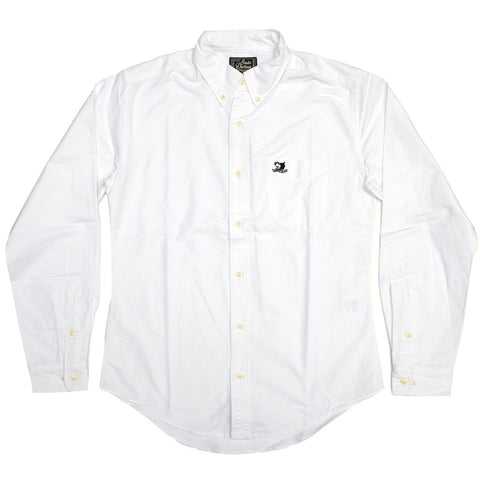 Studio D'Artisan Oxford Shirt (White)