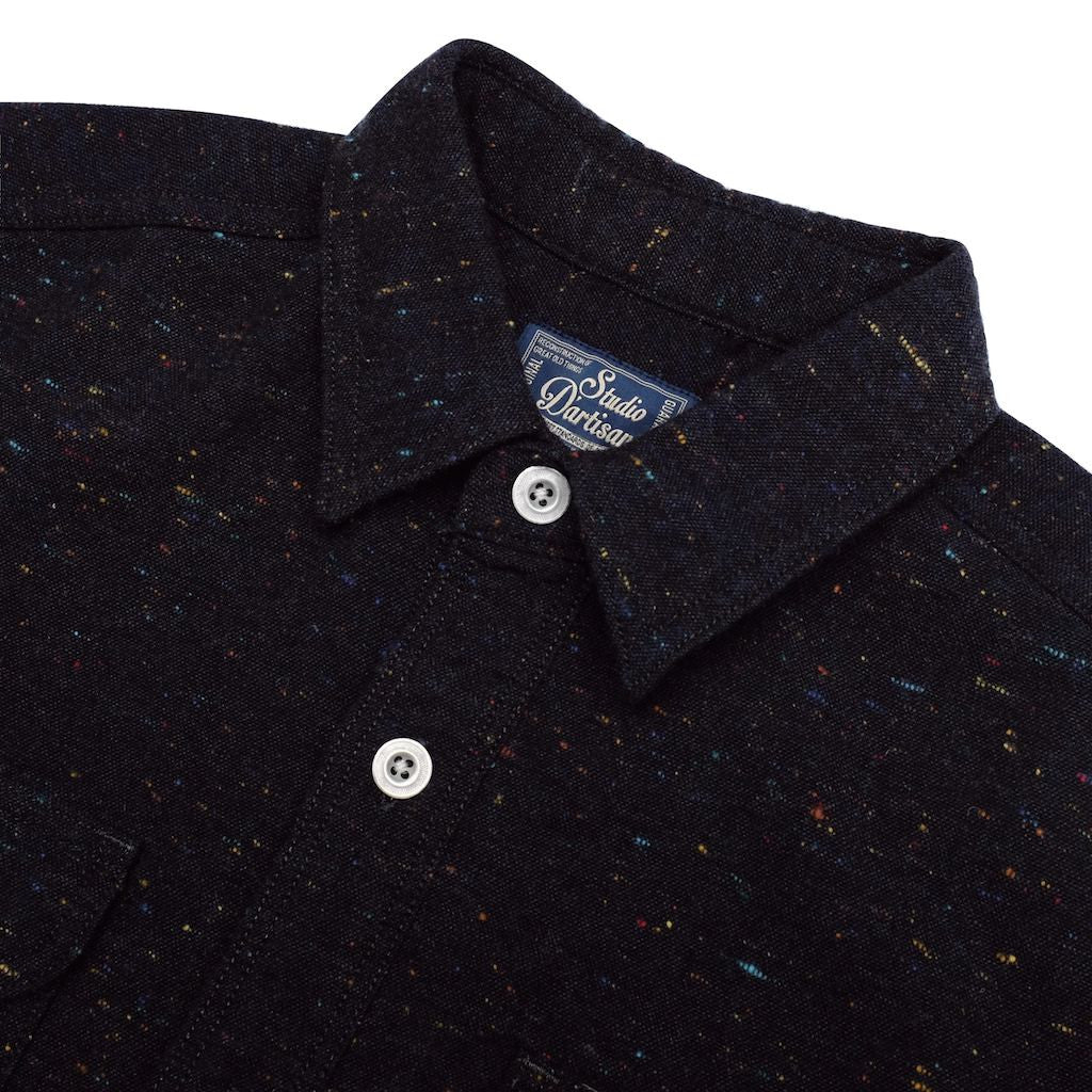 Studio D'Artisan Rainbow Nep Work Shirt