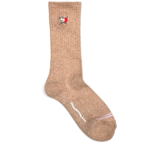 Studio D'Artisan Heather Long Socks (Beige)
