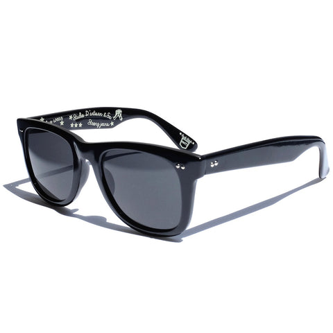 Studio D'Artisan Black Smoke Sunglasses
