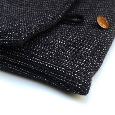 Studio D'Artisan Beach Cloth Pouch - Okayama Denim Accessories - Selvedge