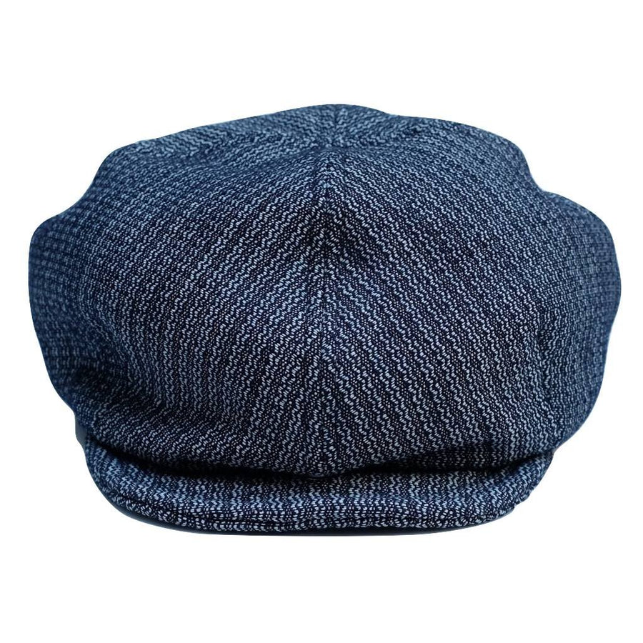 Studio D'Artisan Indigo Beach Cloth Casket Hat