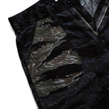 Studio D'Artisan 8oz. Tiger Camo Shorts
