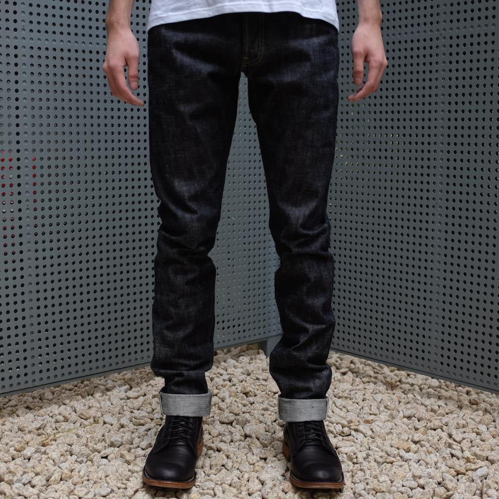 Studio D'Artisan D1712 15oz. Memphis x Zimbabwe Selvedge Special Edition (Slim Tapered)