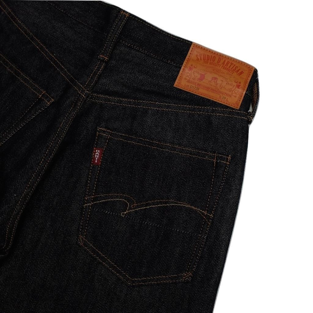 Studio D'Artisan D1728 15oz. Supima x Giza Selvedge Denim Jeans
