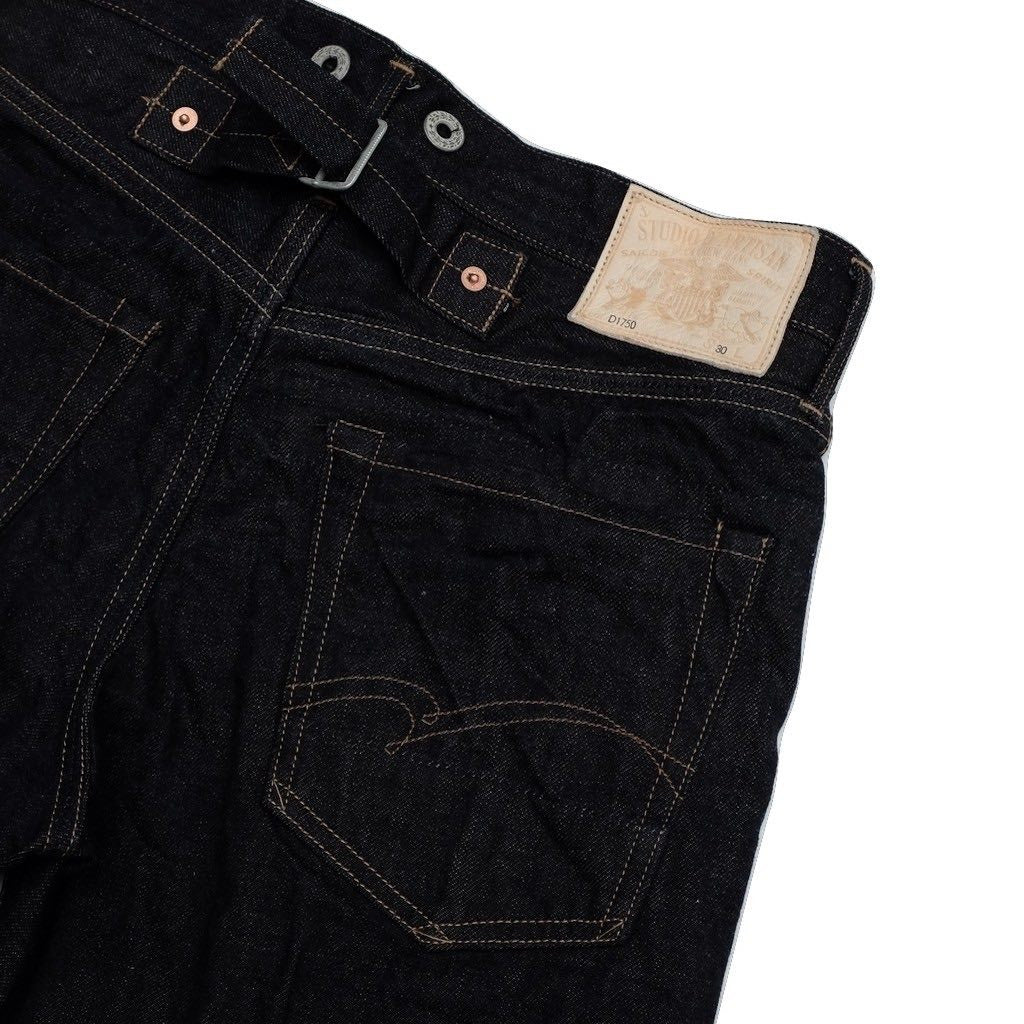 Studio D'Artisan D1750 Deck Crew Jeans (Slim Tapered)