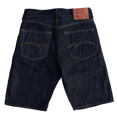 "Studio D'Artisan D1800 ""Salesman"" Selvedge Denim Shorts"