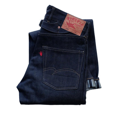 "Studio D'Artisan ""Origami"" Selvedge Jeans (Regular Tapered)"