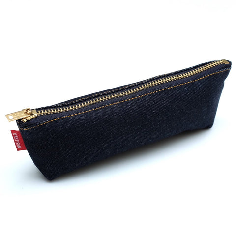Studio D'Artisan Denim Pencil Case