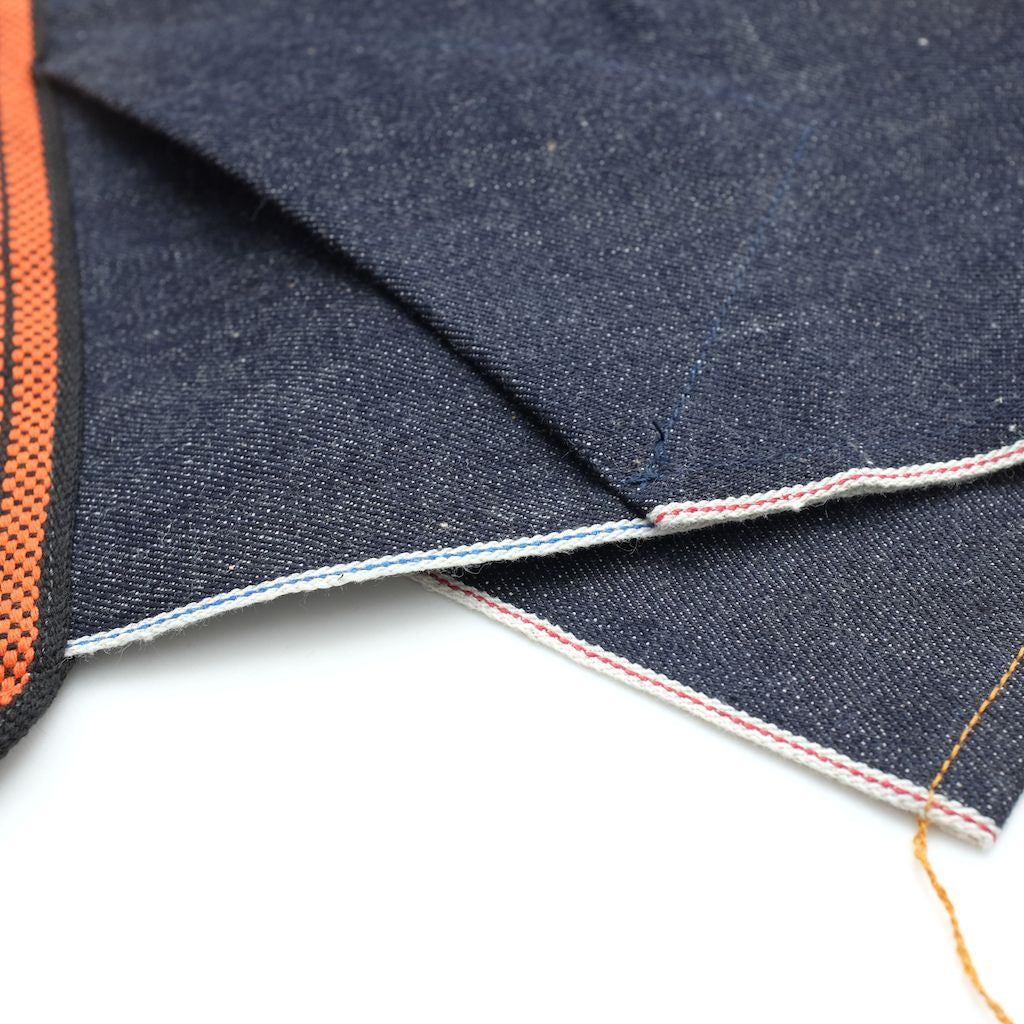 Studio D'Artisan Selvedge Denim Work Apron