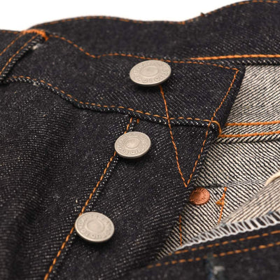Studio D'Artisan SD-103 (Regular Straight) - Okayama Denim Jeans - Selvedge