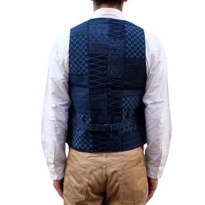 "Studio D'Artisan SP-074 40th Anniversary ""Arts"" Vest"