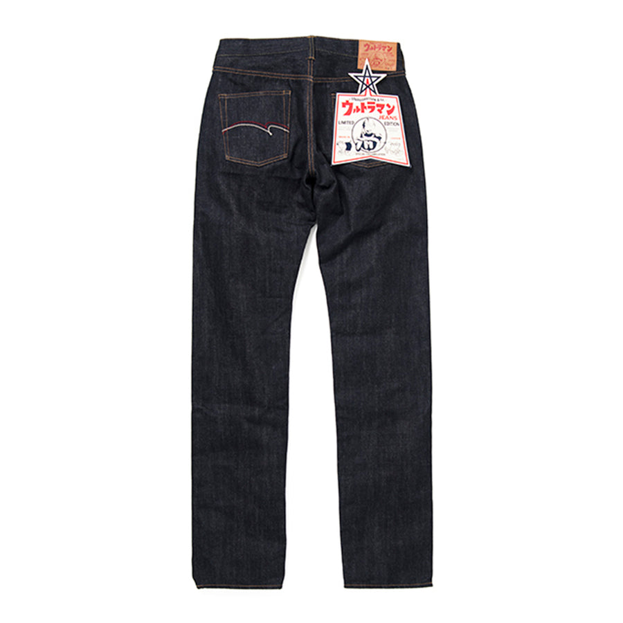 "[Pre-Order] Studio D'Artisan UT-001 ""Ultraman"" Selvedge Jeans (Regular Straight)"