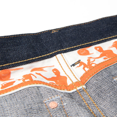 "Studio D'Artisan UTJ-001 ""Return of Ultraman"" Selvedge Jeans (Regular Straight)"
