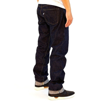 Pure Blue Japan XX-003 (Regular Straight) - Okayama Denim Jeans - Selvedge